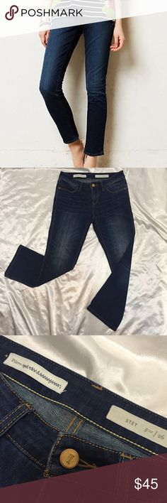 Anthropologie Pilco Stet Ankle Jeans Size 26 Anthropologie Pilco and the Letterpress Stet Cropped Ankle Jeans. Size 26. Excellent condition. 92% cotton, 6% polyester, 2% spandex. Anthropologie Jeans Ankle & Cropped