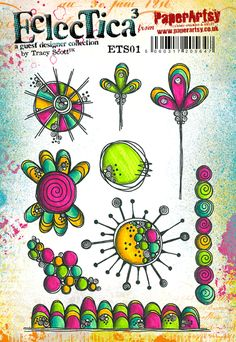 PaperArtsy: NEW PA PRODUCTS {by Tracy Scott}