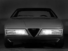 Alfa Romeo Eagle by Pininfarina (1975)