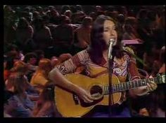 10/22 1971 – Folk singer Joan Baez received a gold record for her hit,The Night They Drove Old Dixie Down. It turned out to be her biggest hit, peaking at #3 on the charts