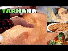 A dan Z ye TARHANA YAPIMI/TÜM DETAY VE TEKNİKLERİ İLE İNCECİK VE ISLAMAYA GEREK KALMAYAN TARİF - YouTube Homemade, Salsa, Vegetables, Food, Kitchens, Recipes, Salsa Music, Veggies, Home Made