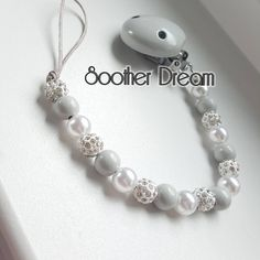 "37 Likes, 5 Comments - SootherDream Boutique (@sootherdreamboutique) on Instagram: ""Fancy Light Pacifier clip $17.50 . . #Sootherclip #pacifierclip #babyshower #newmom #newbaby…"""