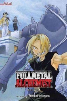 Fullmetal alchemist. Volumes 7-8-9 / story and art by Hiromu Arakawa ; [translation, Akira Watanabe ; English adaptation, Jake Forbes ; touc...