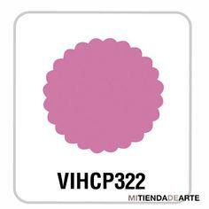 Perforadora Grande Círculo Festoneado 5cm VIHCP322