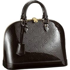 louis vuitton | Louis Vuitton Nneverfull MM Alma Damier Azur Graphite Canvas Wallet ...