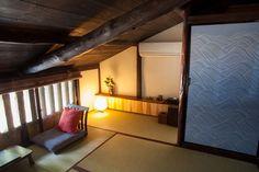 ゆったりと静かな時間が流れます。 ホテルでは味わえない京都らしさに触れられるひととき。