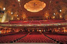 Buffalo, NY, Shea's Theatre