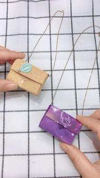 Origami Handbags Crafts Tutorial, 15 Origami Paper Crafts - New Site Diy Crafts Hacks, Diy Crafts For Gifts, Diy Arts And Crafts, Creative Crafts, Diy Projects, Paper Flowers Craft, Easy Paper Crafts, Paper Crafts Origami, Diy Paper