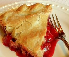 Move out of the way apple pie! You've lost the #1 spot to cherry pie!        I am totally hooked on cherry pie and am one ...