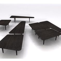 Low Slab coffee table-Tom Dixon