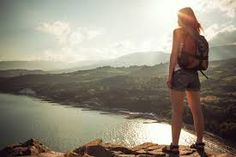 Image result for female backpacking