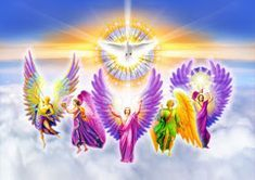 A Channeled Message of Love from the Archangels Archangel Uriel, Archangel Michael, Archangel Raguel, Tantra, Who Are The Archangels, Angel Guide, Doreen Virtue, Guardian Angels, Love Messages