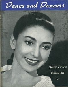 01 12 XII-1950. Margot Fonteyn (Dance and Dancers; 1-12) | by Performing Arts / Artes Escénicas