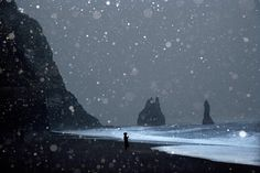 snow in iceland - Christophe Jacrot Photography Contemporary Photographers, French Photographers, Christophe Jacrot, Selfies, Sunny Images, Affordable Art Fair, Paris Images, Art En Ligne, Summer Art