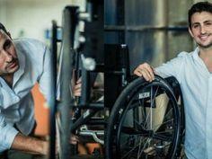 Ο Φαίδρος Παναγόπουλος κατασκευάζει 100% χειροποίητα αναπηρικά αμαξίδια, βελτιώνοντας τη ζωή ατόμων με κινητικά προβλήματα. Πρόκειται για τον μοναδικό Έλληνα τεχνίτη που με κύριο «βοηθό» τα χέρια του, τροχούς, κομμάτια αλουμινίου, χειρολαβές, κατσαβίδια, βίδες κ.ά., κατασκευάζει αμαξίδια προσαρμοσμένα στις ανάγκες, αλλά και το γούστο του κάθε πελάτη. «Στον χώρο των προϊόντων αποκατάστασης εισήλθα εντελώς τυχαία […] Περισσότερα Ο μόνος Έλληνας μηχανικός που φτιάχνει χειροποίητα αναπηρικά α Kai, Chicken