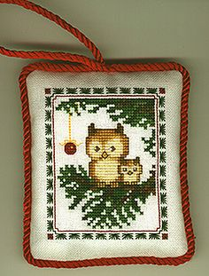 Woodland Joy 1 of 2 Cross Stitch Owl, Cross Stitch Freebies, Cross Stitch Borders, Cross Stitch Samplers, Cross Stitch Charts, Cross Stitch Designs, Cross Stitching, Cross Stitch Embroidery, Cross Stitch Patterns