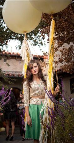 Geronimo Balloons Founder Jihan Zencirli, Photo by JustinHackworth.com