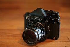 Pentax 6x7, via Flickr.