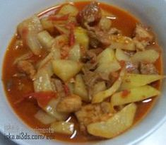 Upo Guisado with Shredded Daing Pinoy, Vegetable Dishes, Thai Red Curry, Beef, Chicken, Vegetables, Ethnic Recipes, Wattpad, Food