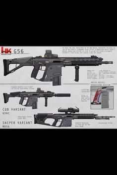 The future of battle rifles?!?