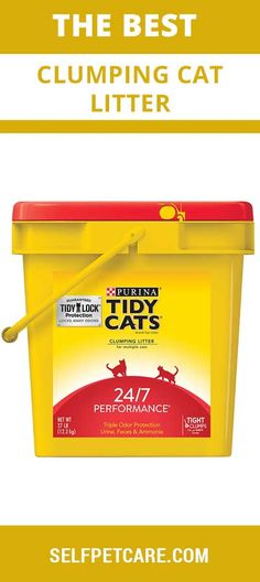 Ready to know about the best clumping cat litter of this world? This article is going to help you to select top rated clumping cat litter of this world Urine Odor, Tidy Cats, Things To Sell
