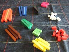 Jocs senzills amb regletes