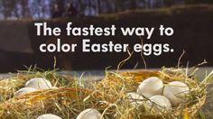 [Sponsored] Volkswagen präsentiert: Der schnellste Weg Ostereier zu bemalen