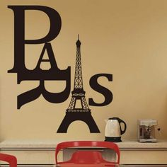 GET $50 NOW | Join RoseGal: Get YOUR $50 NOW!http://www.rosegal.com/decorative-crafts/stylish-eiffel-tower-and-letter-816307.html?seid=7976171rg816307