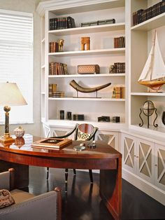 Home Office Neutral Design, Pictures, Remodel, Decor and Ideas - page 4