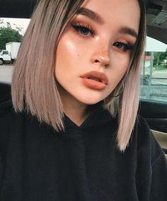 grunge makeup – Hair and beauty tips, tricks and tutorials Makeup Goals, Makeup Inspo, Makeup Art, Makeup Inspiration, Hair Makeup, Makeup Ideas, Makeup Tips, Bb Beauty, Beauty Makeup