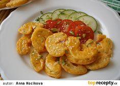 Cuketa Piri Piri recept - TopRecepty.cz