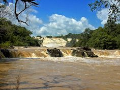 Main Atractions as Gurara Falls, Nigeria