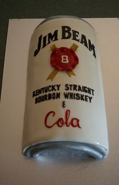 Jim beam cake! Must make this