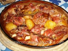 Easter Recipes, New Recipes, Cooking Recipes, Portuguese Recipes, Portuguese Food, Good Food, Yummy Food, Wood Fired Oven, Recipe For Mom