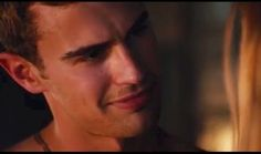 Theo James!!  Yes I will marry you four