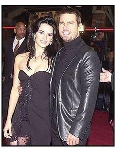 Tom Cruise and Penelope Cruz at 'The Last Samurai' premiere