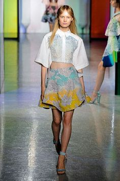 The Coveted and Classy: Top Take-Away's From Fashion Week 2014