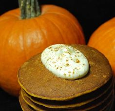 pumpkin pancakes!!!