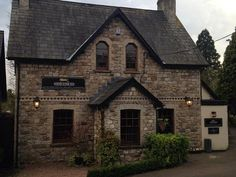 foxhunter inn, nant-y-derry wales.  Matt Tebbutt old pub