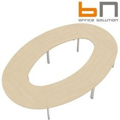 BN CX 3200 Conference Table Arrangement 10 To Seat 12 People  www.officefurnitureonline.co.uk