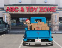 Looking for Wikki Stix in Rochester, MN? Visit ABC & TOY ZONE at the address below! A new shipment of Wikki Stix was just delivered!  ABC & TOY ZONE, Miracle Mile Shopping Center, 122 17th Ave.,  Rochester, MN 55901. Phone: 507-286-8440 http://www.abctoyzone.com/