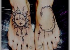 Sonne, Mond