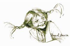 Pippi Långstrump's sketch
