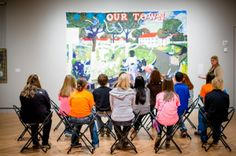 Art Is Good for You. Spread the Word. | Researchers found that students who had taken part in a single museum field trip not only retained the information they received, they also showed significant increase in critical thinking skills, levels of tolerance and an increase in historical empathy -- the ability to understand and appreciate what life was like in different eras.