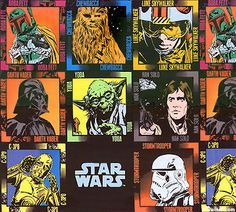 Great new Star Wars fabric at eQuilter.com!