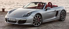 Porsche's Baby Turns 16; Seeks a Bigger Allowance: ALL GROWN UP The new Boxster has grown in power and price, but it's lighter and gets up to 32 m.p.g. on the highway