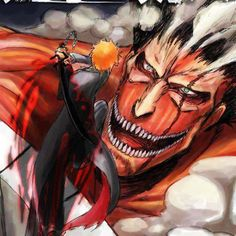 Anime Crossover ~ Bleach & Attack on titan Anime Crossover, Attack On Titan Crossover, Bleach Anime, Bleach Fanart, Manga Anime, Anime Art, Shinigami, Digimon, Attack On Titan Episodes
