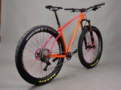 Naked Bicycles & Design | Get Naked | Geoff's 29+ steel MTB