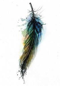 tattoos / watercolor