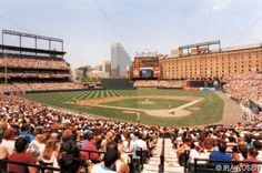 Oriole Park at Camden Yards Baltimore, MD